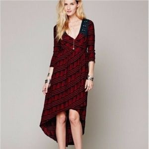 Free People New Romantics Night Out Dress High Low
